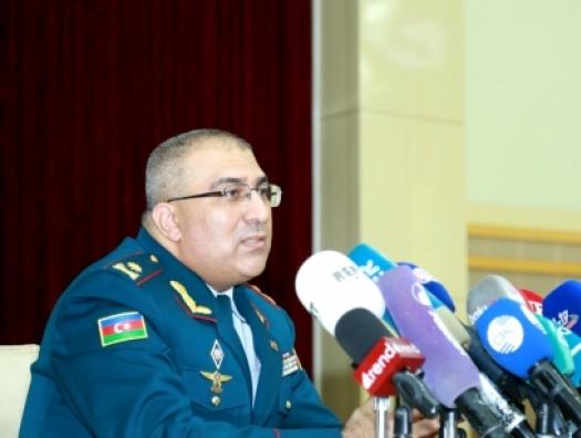 Азербайджанский генерал заявил о взятии позиций на границе с Арменией