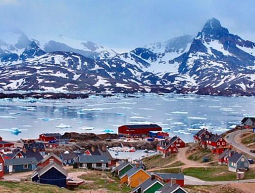 Мир сошёл с ума: а Трамп хочет забрать Гренландию