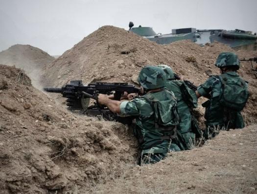 Российские военные эксперты о продвижении азербайджанских сил в газахском направлении