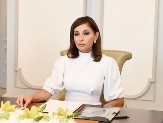 Мехрибан Алиева: «Единственный, неповторимый, великий»