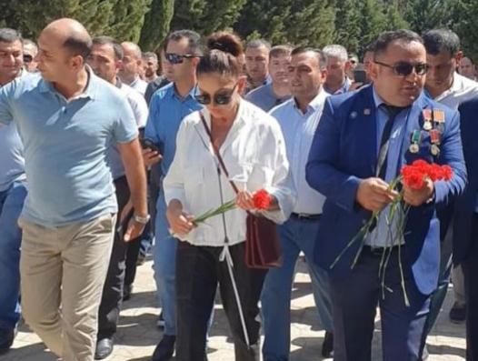 «Мехрибан Алиева, а разве Азербайджан не стоит одной любви?!»