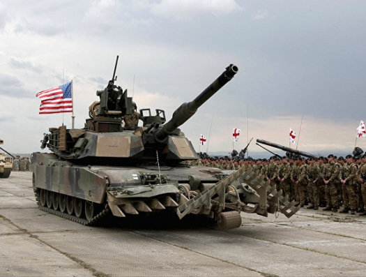 В Грузии горячие споры: звать американские войска или нет?