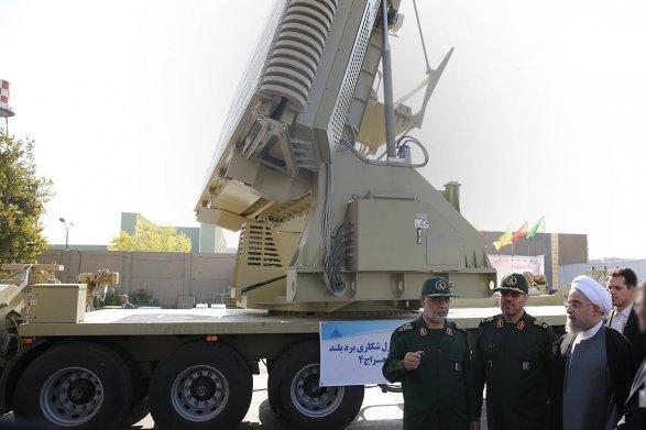 ВИране показали навидео собственный пообразу иподобию С-300