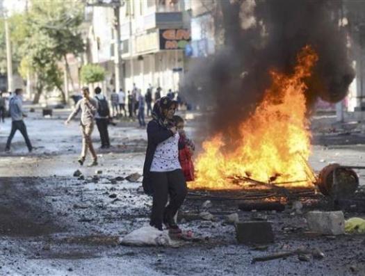 Эрдоган не оставил шанса курдским боевикам