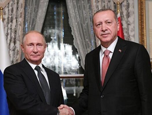 Смогут ли договориться Эрдоган и Путин?