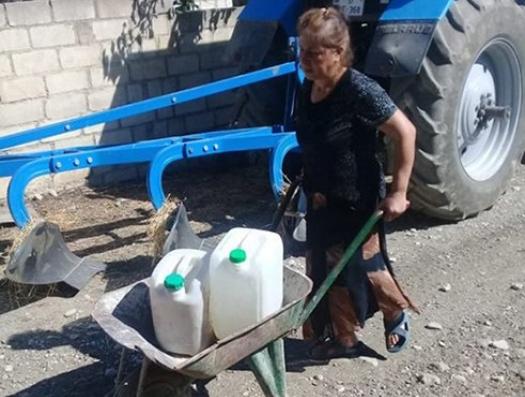 Шабранские села летом остались без воды