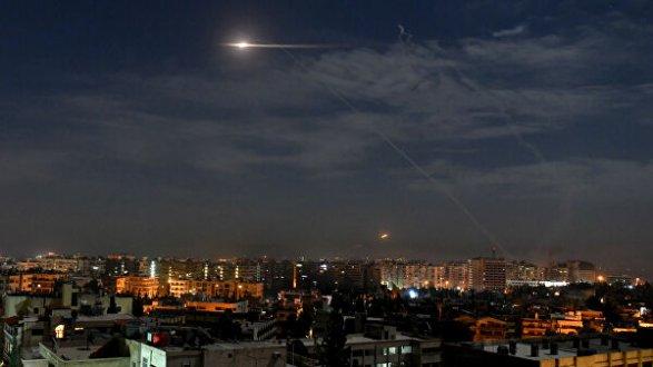 Армия Израиля признала, что нанесла удар поСирии