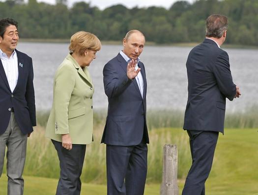 Путин не прощает оскорблений