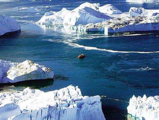 Трамп захотел Гренландию? Там много нефти и там уже Китай!