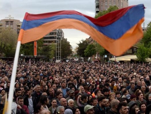 В Армении заявили о подготовке к свержению Пашиняна