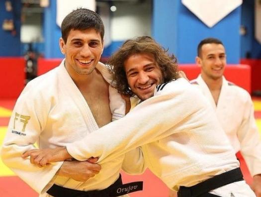 Рустам Оруджев взял серебро на ЧМ в Японии, а Хидаят Гейдаров - бронзу