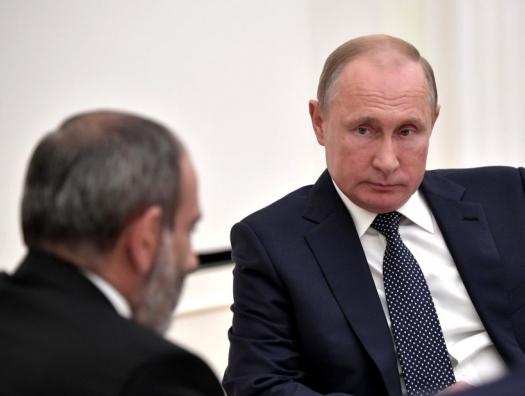 Армения снова пошла против России