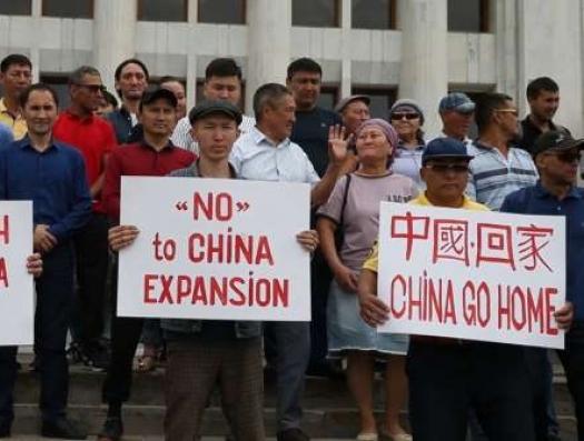 Волнения в Казахстане: «Китайцы хотят захватить нашу страну»