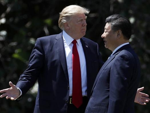 Трамп повел США к поражению в войне с Китаем