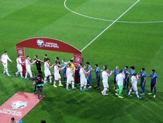 Сенсация: Азербайджан отнял очки у Хорватии!