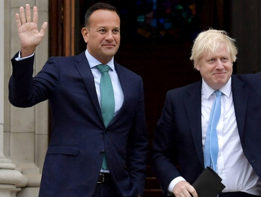 Борис, карабахским армянам можно, а ирландцам нельзя?