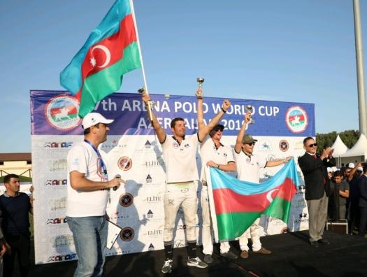 Команда Азербайджана стала победителем Кубка мира
