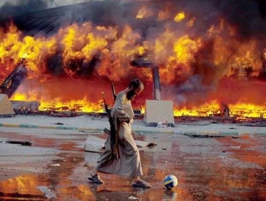 Кто же стрелял по Саудовской Аравии? Следы указывают - это не Иран