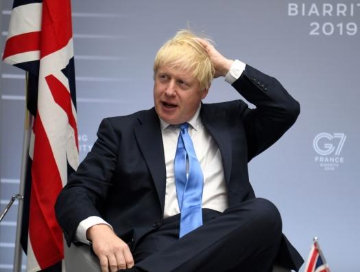 Бориса отхлестали за Брекзит