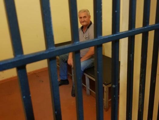 Автохулиган, который потряс весь Азербайджан, арестован