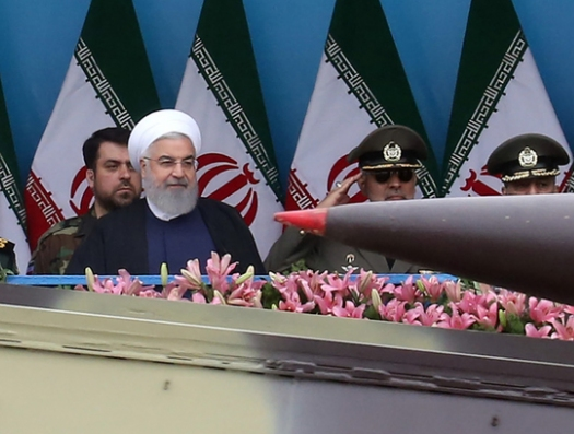 Иран назначили виновником