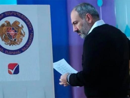 Реакция Пашиняна на предложение Азербайджана «двух» на «двух»