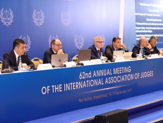 В Казахстане прошли заседания двух влиятельных международных судебных ассоциаций