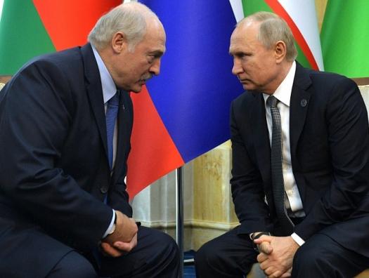 Беларусь непреклонна: «В Россию не пойдем»