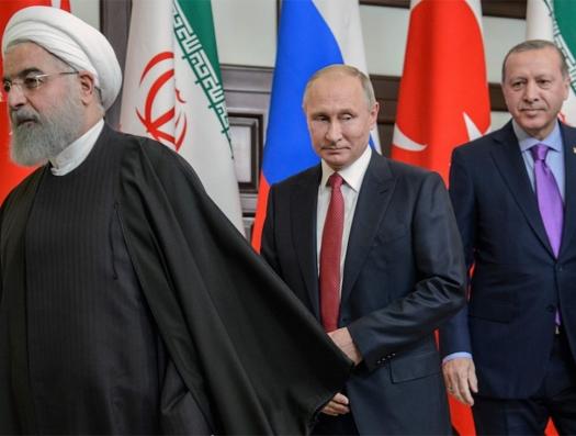 Эрдоган не откажется от Ирана