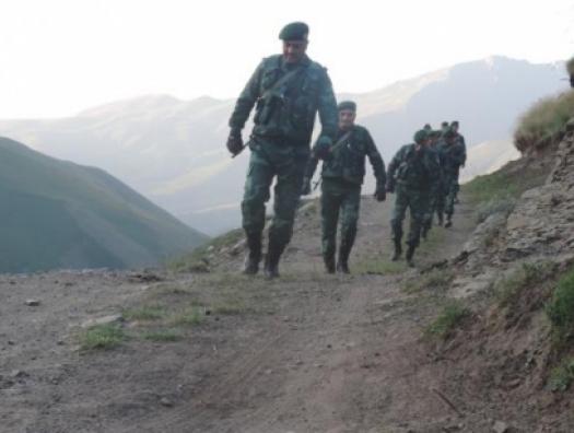 Азербайджанские пограничники открыли огонь и на границе с Ираном