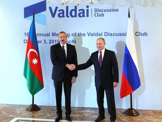 Ильхам Алиев загнал Пашиняна в угол