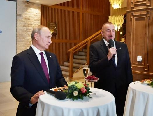 В Москве задумаются над словами Ильхама Алиева
