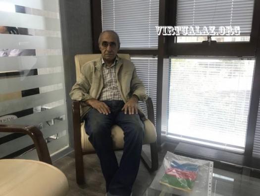 В Баку известный оператор остался без квартиры