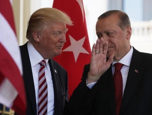 Трамп не устоял перед Эрдоганом