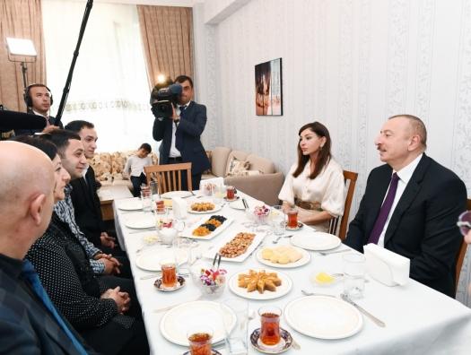 «Мехрибан Алиева переселила всех людей из подвалов и домов из камышей»