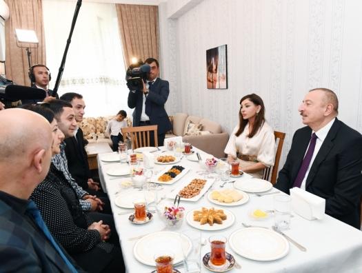 Алиевы пойдут на свадьбу Ниджата