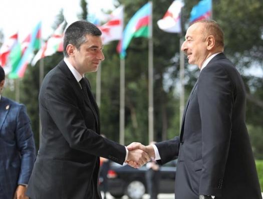 Ильхам Алиев и Георгий Гахария поставили точку в деле Кешикчидаг