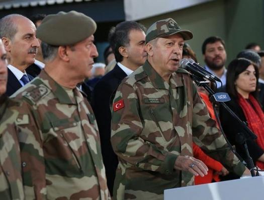 Эрдоган все просчитал: армия побеждает, державы отошли