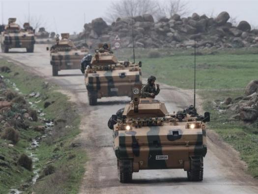 Турецкая армия освободила еще один населенный пункт Сирии