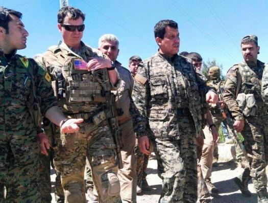 Трамп позвонил курду Шахину: «Я делаю все возможное»