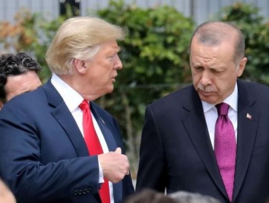 Американская мина под Эрдогана