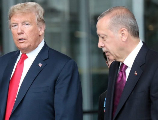 Эрдоган, как новая головная боль Трампа