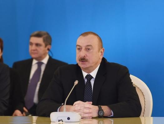 Ильхам Алиев против черной бухгалтерии
