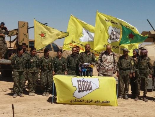 Большая игра. Кого волнуют курды?