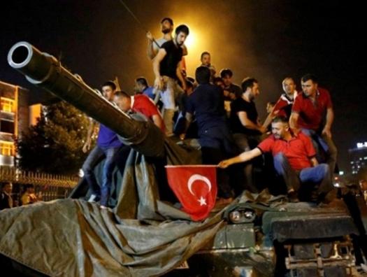 Крестовый поход на османов из-за похищения Афродиты