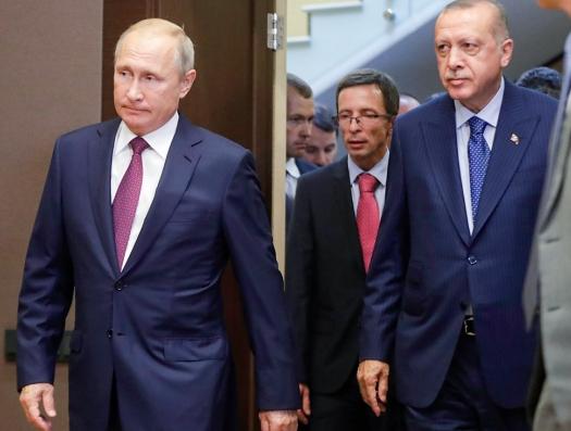 Эрдоган убил 10 зайцев и уехал к Путину
