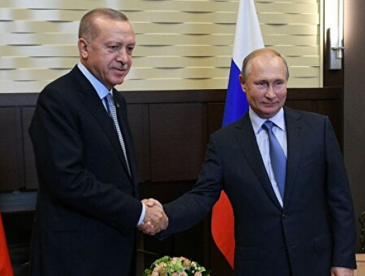 Трясина засосала Путина и Эрдогана