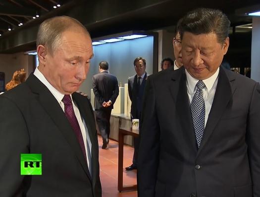 Москва, Токио и Пекин в битве за Африку