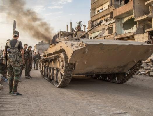 Дети-азербайджанцы из ИГИЛ против турецкой армии в Сирии