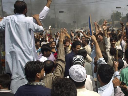 В Пакистане готовятся к свержению власти